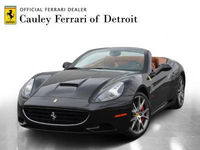 Used 2011 Ferrari California Used 2011 Ferrari California for sale $99,900 at Cauley Ferrari in West Bloomfield MI 1