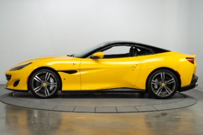 New 2019 Ferrari Portofino New 2019 Ferrari Portofino for sale Sold at Cauley Ferrari in West Bloomfield MI 17
