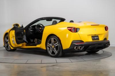 New 2019 Ferrari Portofino New 2019 Ferrari Portofino for sale Sold at Cauley Ferrari in West Bloomfield MI 65