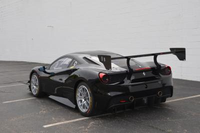 New 2019 Ferrari 488 Challenge New 2019 Ferrari 488 Challenge for sale Sold at Cauley Ferrari in West Bloomfield MI 8