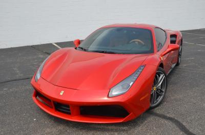 Used 2016 Ferrari 488 GTB Used 2016 Ferrari 488 GTB for sale Sold at Cauley Ferrari in West Bloomfield MI 44