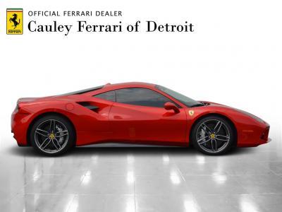 Used 2016 Ferrari 488 GTB Used 2016 Ferrari 488 GTB for sale Sold at Cauley Ferrari in West Bloomfield MI 5