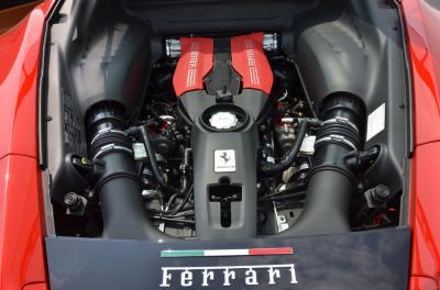 Used 2016 Ferrari 488 GTB Used 2016 Ferrari 488 GTB for sale Sold at Cauley Ferrari in West Bloomfield MI 54