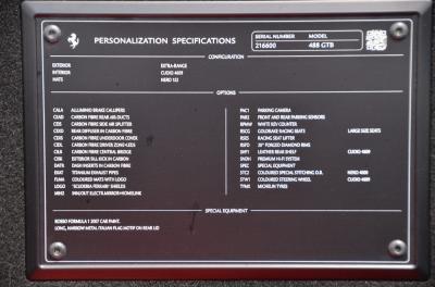 Used 2016 Ferrari 488 GTB Used 2016 Ferrari 488 GTB for sale Sold at Cauley Ferrari in West Bloomfield MI 60