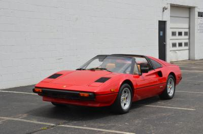 Used 1981 Ferrari 308GTSi Used 1981 Ferrari 308GTSi for sale Sold at Cauley Ferrari in West Bloomfield MI 10