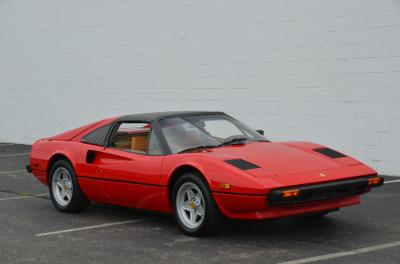 Used 1981 Ferrari 308GTSi Used 1981 Ferrari 308GTSi for sale Sold at Cauley Ferrari in West Bloomfield MI 12