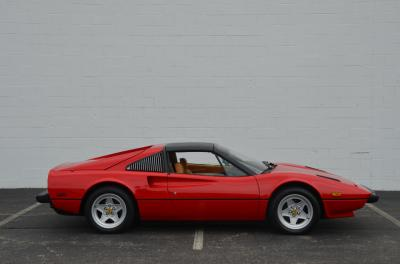 Used 1981 Ferrari 308GTSi Used 1981 Ferrari 308GTSi for sale Sold at Cauley Ferrari in West Bloomfield MI 13