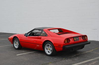 Used 1981 Ferrari 308GTSi Used 1981 Ferrari 308GTSi for sale Sold at Cauley Ferrari in West Bloomfield MI 15