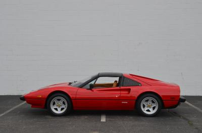 Used 1981 Ferrari 308GTSi Used 1981 Ferrari 308GTSi for sale Sold at Cauley Ferrari in West Bloomfield MI 16