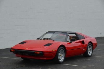 Used 1981 Ferrari 308GTSi Used 1981 Ferrari 308GTSi for sale Sold at Cauley Ferrari in West Bloomfield MI 17