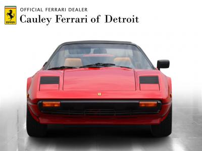 Used 1981 Ferrari 308GTSi Used 1981 Ferrari 308GTSi for sale Sold at Cauley Ferrari in West Bloomfield MI 3