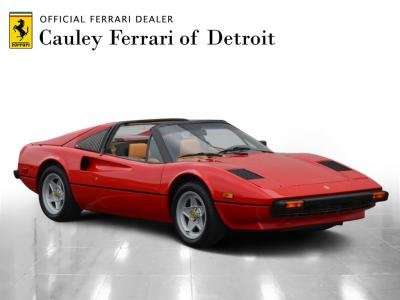 Used 1981 Ferrari 308GTSi Used 1981 Ferrari 308GTSi for sale Sold at Cauley Ferrari in West Bloomfield MI 4