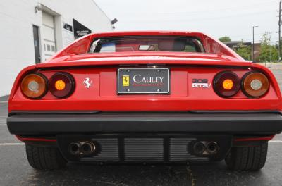 Used 1981 Ferrari 308GTSi Used 1981 Ferrari 308GTSi for sale Sold at Cauley Ferrari in West Bloomfield MI 44