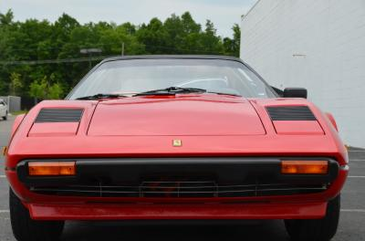 Used 1981 Ferrari 308GTSi Used 1981 Ferrari 308GTSi for sale Sold at Cauley Ferrari in West Bloomfield MI 45