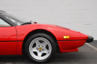 Used 1981 Ferrari 308GTSi Used 1981 Ferrari 308GTSi for sale Sold at Cauley Ferrari in West Bloomfield MI 47
