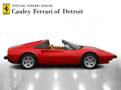 Used 1981 Ferrari 308GTSi Used 1981 Ferrari 308GTSi for sale Sold at Cauley Ferrari in West Bloomfield MI 5