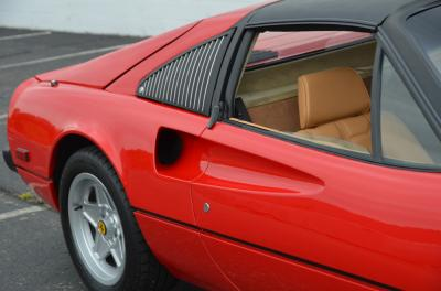 Used 1981 Ferrari 308GTSi Used 1981 Ferrari 308GTSi for sale Sold at Cauley Ferrari in West Bloomfield MI 53