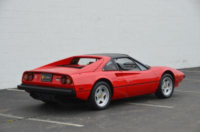 Used 1981 Ferrari 308GTSi Used 1981 Ferrari 308GTSi for sale Sold at Cauley Ferrari in West Bloomfield MI 54