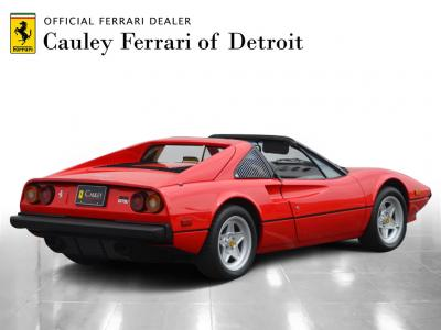 Used 1981 Ferrari 308GTSi Used 1981 Ferrari 308GTSi for sale Sold at Cauley Ferrari in West Bloomfield MI 6