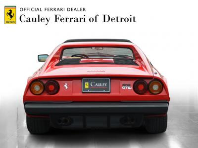 Used 1981 Ferrari 308GTSi Used 1981 Ferrari 308GTSi for sale Sold at Cauley Ferrari in West Bloomfield MI 7