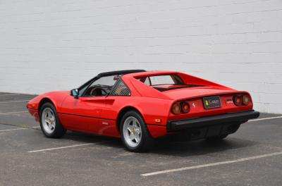 Used 1981 Ferrari 308GTSi Used 1981 Ferrari 308GTSi for sale Sold at Cauley Ferrari in West Bloomfield MI 8