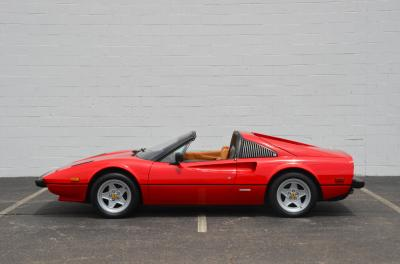 Used 1981 Ferrari 308GTSi Used 1981 Ferrari 308GTSi for sale Sold at Cauley Ferrari in West Bloomfield MI 9