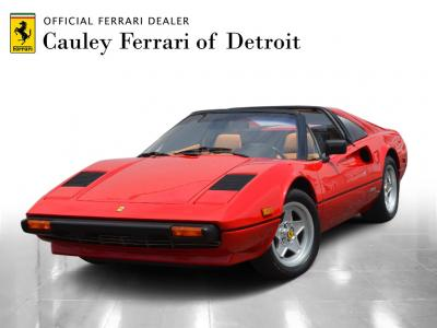 Used 1981 Ferrari 308GTSi Used 1981 Ferrari 308GTSi for sale Sold at Cauley Ferrari in West Bloomfield MI 1