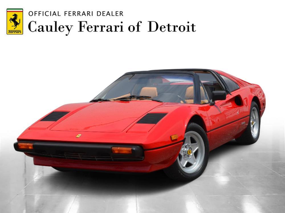 Used 1981 Ferrari 308GTSi