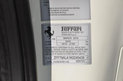 New 2019 Ferrari 488 GTB New 2019 Ferrari 488 GTB for sale Sold at Cauley Ferrari in West Bloomfield MI 52