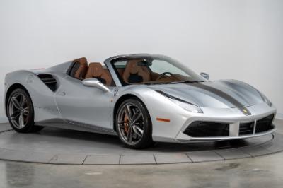 New 2019 Ferrari 488 Spider New 2019 Ferrari 488 Spider for sale Sold at Cauley Ferrari in West Bloomfield MI 4