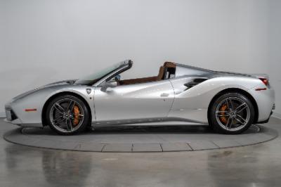 New 2019 Ferrari 488 Spider New 2019 Ferrari 488 Spider for sale Sold at Cauley Ferrari in West Bloomfield MI 9