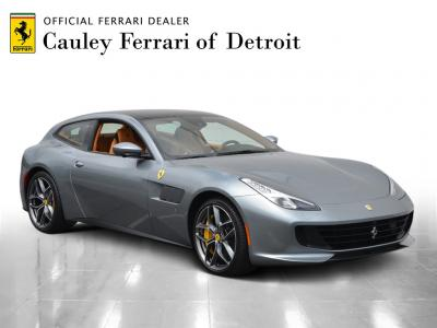 Used 2019 Ferrari GTC4Lusso T Used 2019 Ferrari GTC4Lusso T for sale Call for price at Cauley Ferrari in West Bloomfield MI 4