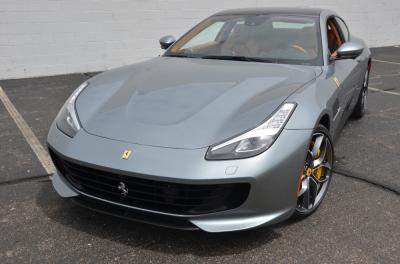 Used 2019 Ferrari GTC4Lusso T Used 2019 Ferrari GTC4Lusso T for sale Call for price at Cauley Ferrari in West Bloomfield MI 47