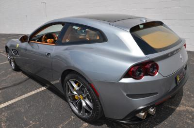 Used 2019 Ferrari GTC4Lusso T Used 2019 Ferrari GTC4Lusso T for sale Call for price at Cauley Ferrari in West Bloomfield MI 60