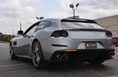 Used 2019 Ferrari GTC4Lusso T Used 2019 Ferrari GTC4Lusso T for sale Call for price at Cauley Ferrari in West Bloomfield MI 62