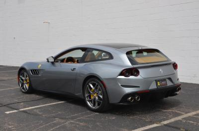Used 2019 Ferrari GTC4Lusso T Used 2019 Ferrari GTC4Lusso T for sale Call for price at Cauley Ferrari in West Bloomfield MI 8