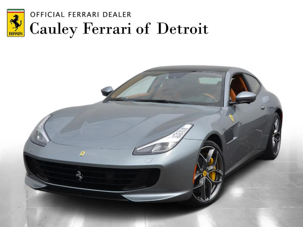 New 2019 Ferrari GTC4Lusso T