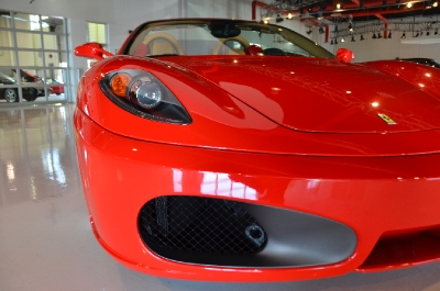 Used 2007 Ferrari F430 F1 Spider Used 2007 Ferrari F430 F1 Spider for sale Sold at Cauley Ferrari in West Bloomfield MI 16