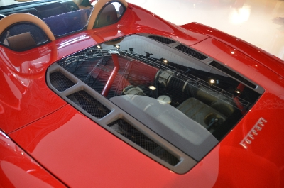 Used 2007 Ferrari F430 F1 Spider Used 2007 Ferrari F430 F1 Spider for sale Sold at Cauley Ferrari in West Bloomfield MI 20