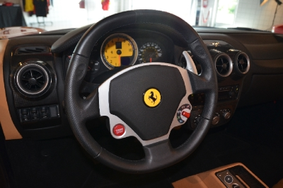 Used 2007 Ferrari F430 F1 Spider Used 2007 Ferrari F430 F1 Spider for sale Sold at Cauley Ferrari in West Bloomfield MI 29