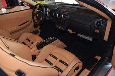 Used 2007 Ferrari F430 F1 Spider Used 2007 Ferrari F430 F1 Spider for sale Sold at Cauley Ferrari in West Bloomfield MI 35