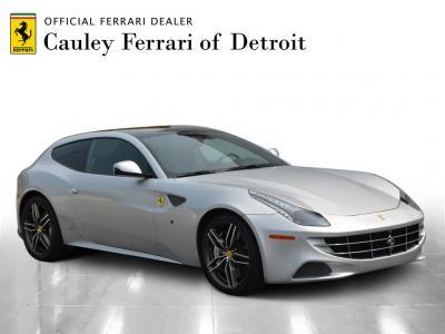 Used 2014 Ferrari FF Used 2014 Ferrari FF for sale Sold at Cauley Ferrari in West Bloomfield MI 4