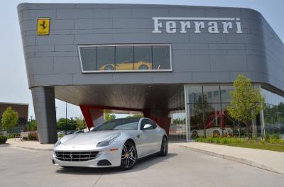 Used 2014 Ferrari FF Used 2014 Ferrari FF for sale Sold at Cauley Ferrari in West Bloomfield MI 50