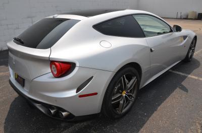 Used 2014 Ferrari FF Used 2014 Ferrari FF for sale Sold at Cauley Ferrari in West Bloomfield MI 61