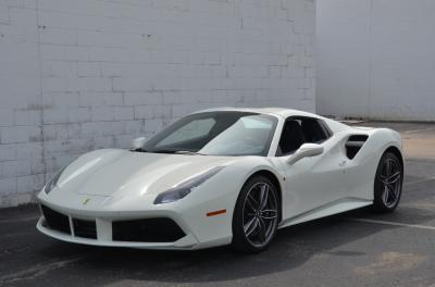 Used 2018 Ferrari 488 Spider Used 2018 Ferrari 488 Spider for sale $299,900 at Cauley Ferrari in West Bloomfield MI 11