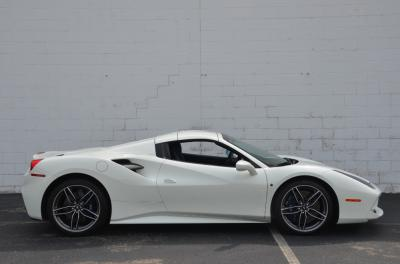Used 2018 Ferrari 488 Spider Used 2018 Ferrari 488 Spider for sale $299,900 at Cauley Ferrari in West Bloomfield MI 14