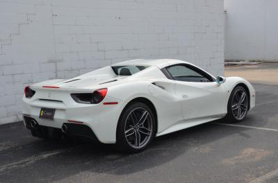 Used 2018 Ferrari 488 Spider Used 2018 Ferrari 488 Spider for sale $299,900 at Cauley Ferrari in West Bloomfield MI 15