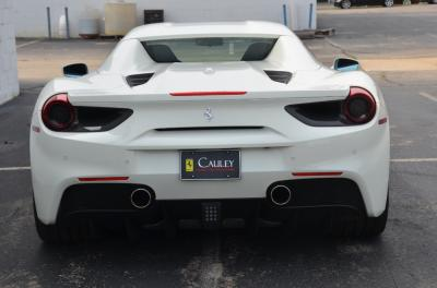 Used 2018 Ferrari 488 Spider Used 2018 Ferrari 488 Spider for sale $299,900 at Cauley Ferrari in West Bloomfield MI 16
