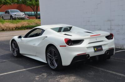 Used 2018 Ferrari 488 Spider Used 2018 Ferrari 488 Spider for sale $299,900 at Cauley Ferrari in West Bloomfield MI 17