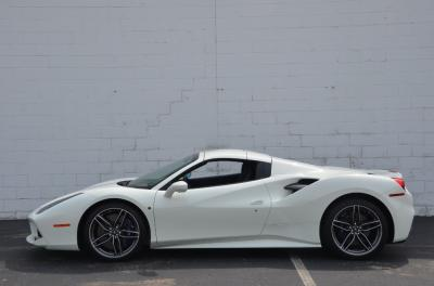 Used 2018 Ferrari 488 Spider Used 2018 Ferrari 488 Spider for sale $299,900 at Cauley Ferrari in West Bloomfield MI 18